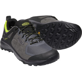Keen Exp*** WP Chaussures Homme, magnet/bright yellow
